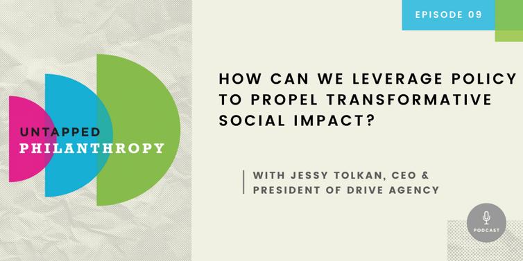Untapped Philanthropy Ep. 9